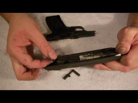Remington R51 Field Strip and Assembly