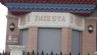 Fuentealbilla - Albacete - El templo de Andres Iniesta