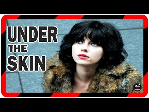 Pelicula: Under the skin trailer (2014) II Scarlett johansson desnuda #scarlett