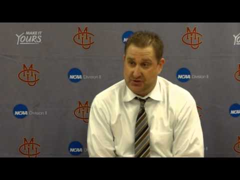 Andy Shantz - Fort Lewis Post Game