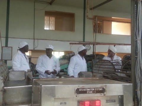 Visite d'une délégation de l'OTB au Kenya