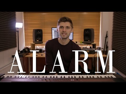 Anne-Marie - Alarm (Cover By Ben Woodward)