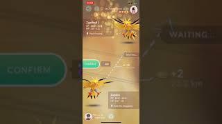 Pokemon Go Lucky Shiny Zapdos