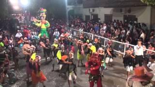 Cierre de los Carnavales de Puerto Tirol 2015