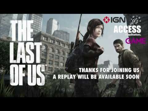 Access Presents: The Last of Us - #TheLastofUsLive