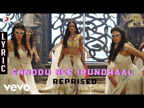 I - Ennodu Nee Irundhaal Reprise Lyric | A.r. Rahman | Vikram | Shankar video