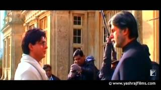 Making of the film   Part 1   Mohabbatein HIGH