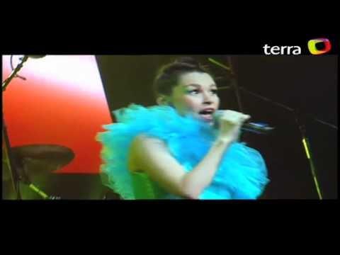 Belanova - Rosa Pastel - Live  Terra Music Fest video
