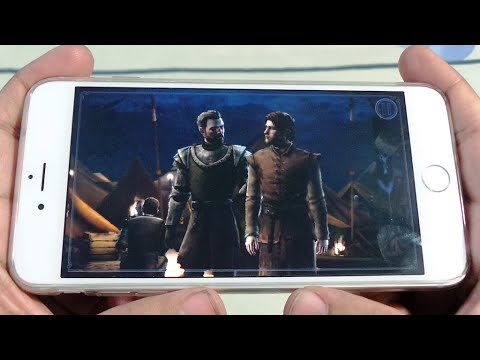 Iphone 6 Plus Game Of Thrones Gameplay
