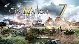 Let's Learn Civilization V -7- Religion & Happiness
