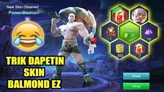 TRIK DAPETIN SKIN BALMOND dari LUCKY SPIN! - Mobile Legends Indonesia