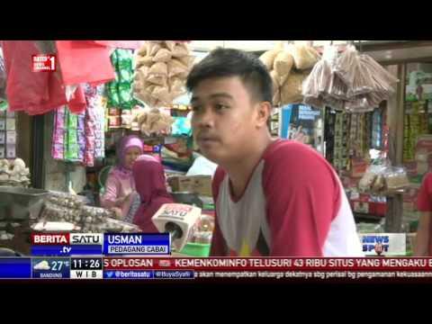 Di Pasar Mampang, Harga Cabai Rp 140 Ribu Per Kilo #1