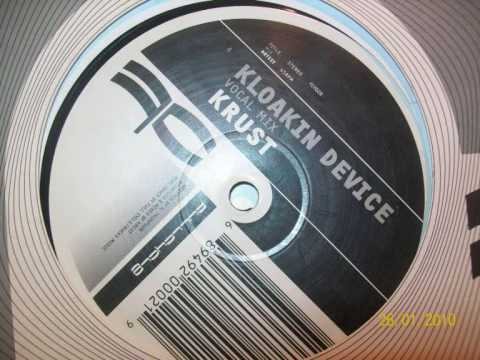Krust - Kloaking Device (Vocal Mix) FCY028