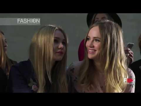 TOPSHOP UNIQUE Full Show Fall 2016 London Fashion Week by Fashion Channel