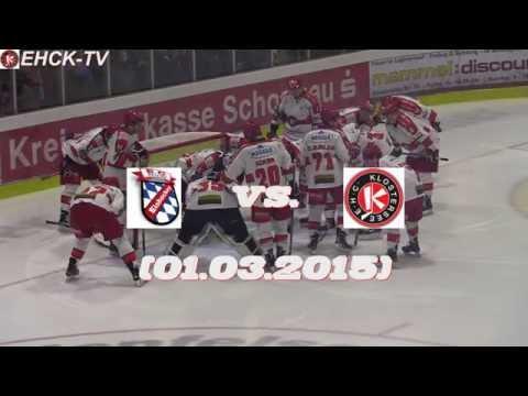 EC Peiting vs. EHC Klostersee (01.03.2015)