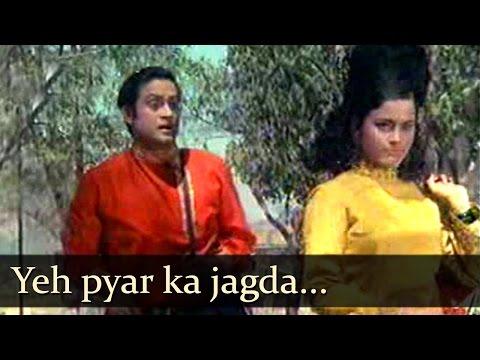 Aag Aur Daag - Yeh Pyar Ka Jhagda Hai To - Mohd Rafi