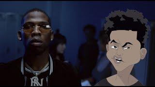 Download Lagu No Jumper feat Tay K & Blocboy JB - Hard (Official Music Video) Gratis STAFABAND