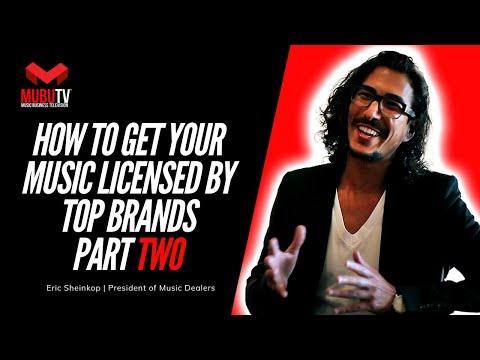 MUBUTV: Insider Video Series Season 3 Episode #34 President of Music Dealers Eric Sheinkop Pt.2