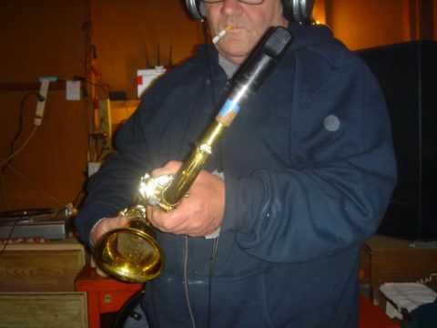 Sometimes I'm Happy with Greg Tibbits on Alto Sax