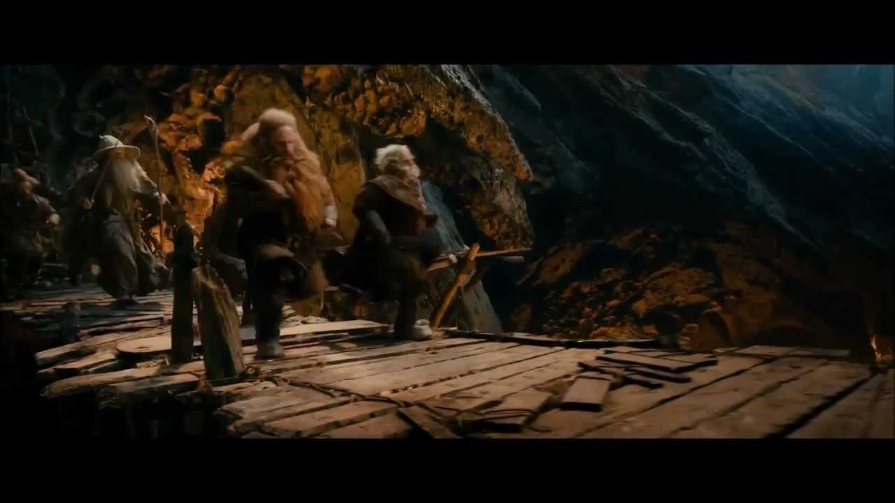 The Hobbit: And Unexpected Journey - Escape of the Goblin