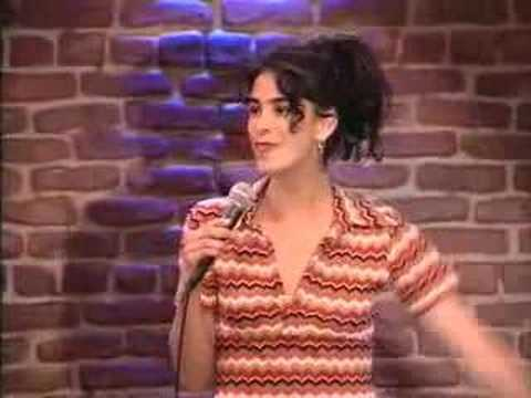 Sarah Silverman - Early Standup Video