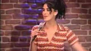 Sarah Silverman - Early Standup