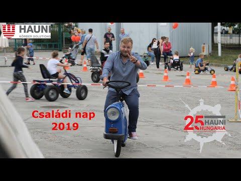 Hauni Hungaria Családi nap 2019