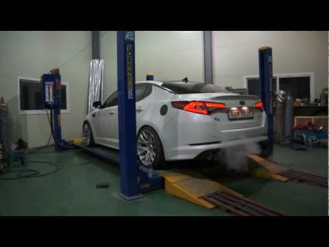 K5 Exhaust Sound _ JSR Performance