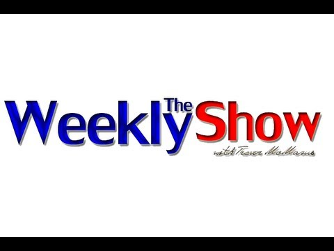 The Weekly Show Episode 10-1 -Jordan Bowman- Stanley Cup Playoff Preview