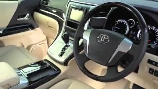 2012 Toyota VELLFIRE Alphard Hybrid .flv