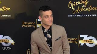 Rami Malek moving to London | Daily Celebrity News | Splash TV