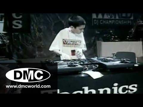 A-Trak (Canada) - DMC World Champion 1997 -- Winning Set