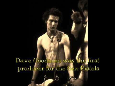 sex pistols Anarchy in the UK (Dave Goodman disco mix)