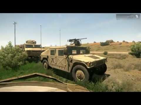 Kunduz, Afghanistan Hostile Territory 2 Mission ArmA 3