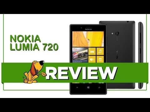 Nokia Lumia 720 - Review
