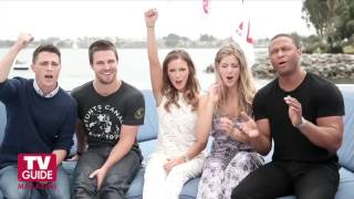 Katie Cassidy Funny
