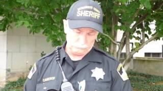 Sacramento Main Jail: OFFICER FAIL & THE HERD OF SHAME: 1st Amend Audit