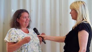 Intervju med Petra Ariton