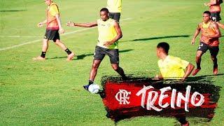 Flamengo faz último treino antes de enfrentar o Volta Redonda