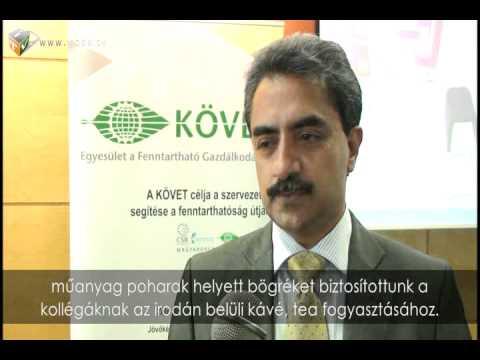 Zöld Iroda verseny 2011 díjazottak - Tata Consultancy Services