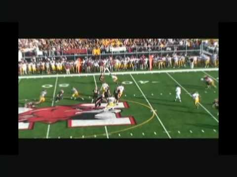 James Bonner Loyola Acadamy Football Highlights