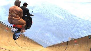 GTA 5 Jumps/Crashes (Stunts/Ragdolls/Fails)