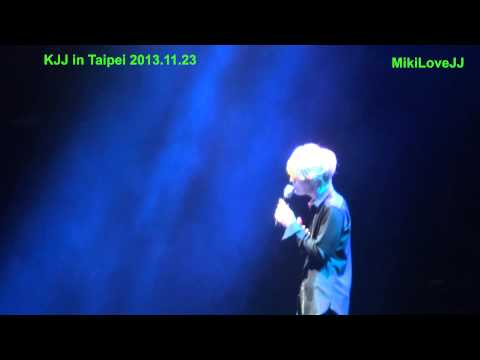 [Fancam] 20131123 KJJ in Taipei - Keshou