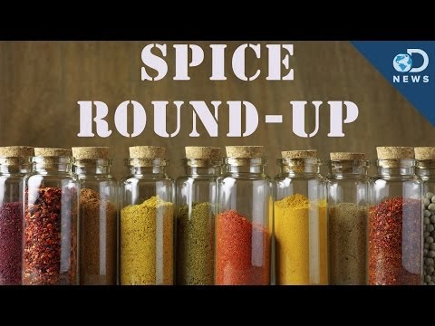 The Hidden Health Benefits In Your Spice Cabinet!