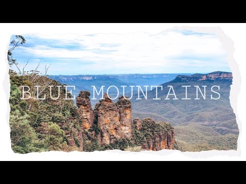 Auf zum nächsten Roadtrip // Blue Mountains // Work and Travel Australien // Backpacking Vlog