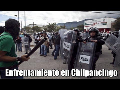 Enfrentamiento en Chilpancingo