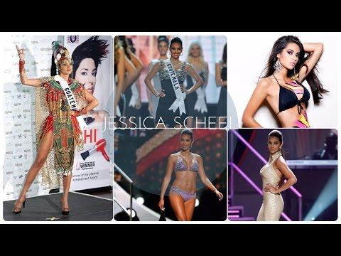 Jessica Scheel Miss Universe Guatemala 2010