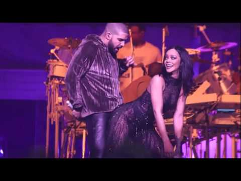 download lagu ANTI World Tour Work Drake Is Rihanna's gratis