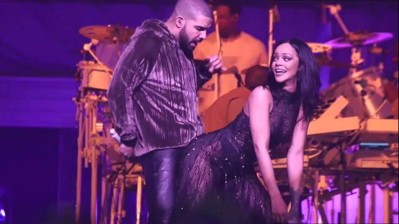 ANTI World Tour Work Drake is Rihanna's Special Guest in Miami