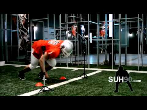 Sports Science with Ndamukong Suh Video